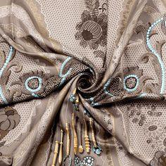 Auth Hermes Paris DOIGTS DE FEE Silk Scarf Foulard CATY LATHAM 90cm  | eBay