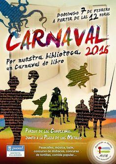 Gente de Villaverde: Carnaval en Butarque