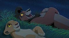 kiara and kovu - The Lion King Simba Pride Lion King 2 Kovu, The Lion King 1994, Lion King Art, Simba Disney, Disney Lion King, Arte Disney, Disney Magic, Disney Cartoons, Disney Movies