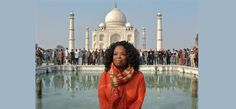 Oprah visits the Taj - MyBindi - South Asian Arts, Entertainment and Lifestyle