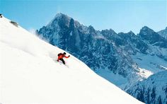 financial risks of skiing off-piste - article from the Telegraph