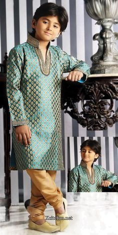 Indian Wear For Kids Boys Kurta Indian Style, Indian Wear, Boy Fashion, Indian Fashion, Kids Kurta, Boys Kurta Design, Kids Ethnic Wear, Boys Wear, Kurta Designs