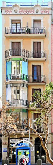 Barcelona - Rbla. de Prat 025 a | Modernisme