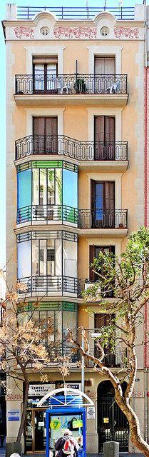 Barcelona - Rbla. de Prat 025 a | Flickr - Photo Sharing!