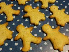 簡単!北欧風ジンジャークッキーの画像