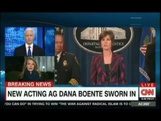 awesome BREAKING: President Trump Fires Acting AG Sally Yates For Refusing to Enforce Travel Ban Check more at http://filmilog.com/breaking-president-trump-fires-acting-ag-sally-yates-for-refusing-to-enforce-travel-ban/