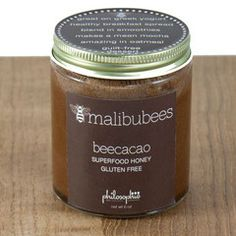 Cacao Magic Superfood Honey - Philosophie -- healing manuka honey with 2 CUPS of Philosophie Cacao Magic superfoods infused! insanely good on toast, muffins or by the spoonful! great for energy with no crash!