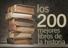 Laberintos del Tiempo: Los 200 Mejores Libros de la Literatura Universal (Reseña de cada uno y descarga)