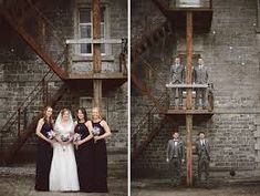 Millhouse Wedding at it's best. Wedding Ceremony in Old Mill at The Millhouse Slane. Adelle and Stephen sunny day with outdoor reception. Wedding Ceremony, Wedding Venues, Wedding Photos, Reception, Industrial Stairs, Bridesmaids And Groomsmen, River Rocks, Couples, Walls