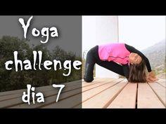 Yoga. Día 7: Vinyasa para soltar, Nasagra Mudra, Anuloma Viloma , aficiones | Un mes de yoga - Ledes.TV
