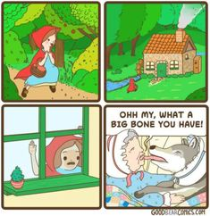 Cartoon Comic Strips