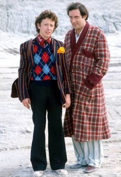 Ford Perfect & Arthur Dent  Hitchhiker's Guide to the Galaxy