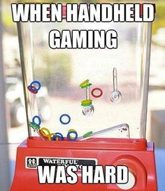 I remember these.