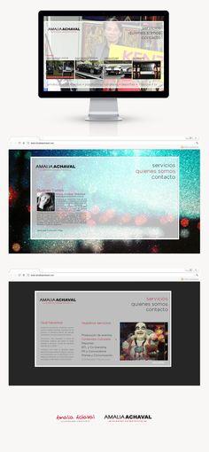 En DOMO le diseñamos en el año 2008 su primer imagen de marca gestual, desestructurada, colorida, alegre, esos fueron los primeros conceptos. Luego de varios años, decidimos, junto con Amalia, evolucionar y reflejarlo en su nueva marca, más vanguardista, simple, con menos color pero mas concisa.