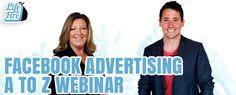 149_FACEBOOK_ADS_A_TO_Z_WEBINAR_BLOG Coaching Skills, Advertising, Ads, Skill Training, Brand Story, Tv Episodes, Facebook Marketing, Business, Blog