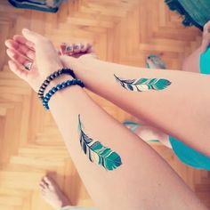 CUCHO TATTOO: Los mejores tatuajes para amigas