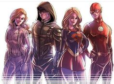 White Canary, Green Arrow, Supergirl e Flash Flash E Supergirl, Supergirl Comic, Legends Of Tommorow, Dc Legends Of Tomorrow, Series Dc, Arrow Tv, Arrow Comic, Percy Jackson, Flash Wallpaper