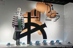 """Isetan Shinjuku,Tokyo,Japan,""""Isetan Japan Senses"""", pinned by Ton van der Veer"""