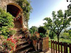 umbria | Vintage Rose Garden