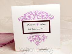 Invitación de boda - ALESSANDRIA