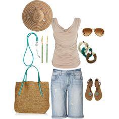 Turquoise Summer Fun