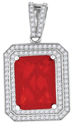 Mens iced out 14k gold finish rick ross red ruby pendant 24 rope mens iced out 14k gold finish rick ross red ruby pendant 24 rope chain necklace 1 pinterest ruby pendant rick ross and pendants aloadofball Gallery