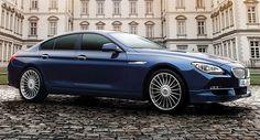 BMW Alpina B6 Gran Coupe a precios desde $118,225 en los EE.UU. » Los Mejores Autos