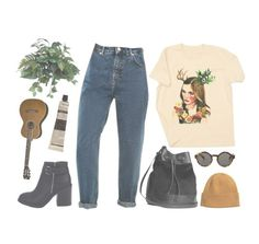"""""""Only On Wednesday"""" by sierrabrett44 ❤ liked on Polyvore featuring H&M, Boohoo, Aesop, Monki and PEONY"""
