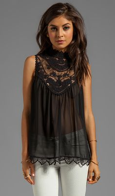 Shop for BLAQUE LABEL Barque Blouse in Black at REVOLVE. Free 2-3 day shipping and returns, 30 day price match guarantee.