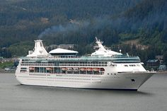 Rhapsody of the Seas cruise ship is very opulent I enjoyed sailing in her