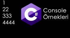 C# Console Örnekleri – Sayının Basamaklarının Sayı Değeri Kadar Döngü