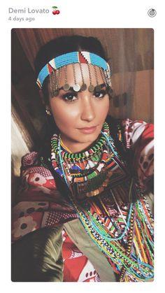 Omg African beauty over herr