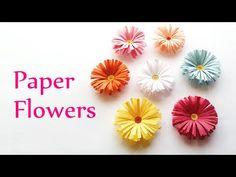 Bricoler des fleurs de papier! Une technique vraiment intéressante! Style paperolle, quilling! - Trucs et Astuces - Des trucs et des astuces pour améliorer votre vie de tous les jours - Trucs et Bricolages - Fallait y penser !