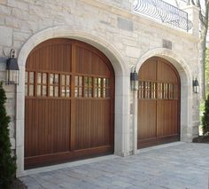 designer garage doors uk
