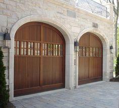 designer garage doors uk