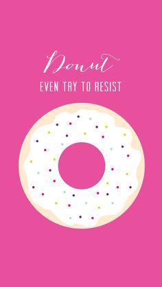 donut_resist_wallpaper_pink donut_resist_wallpaper_pink