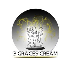Proiect finalizat: Design LOGO Vectorial 👉 3 Graces Cream 😉 | Cascadia, USA Advertiser, UI & UX Designer Roxana Ionel 💻 office@expoanunturi.ro | 0734403752 www.expoanunturi.ro Design Logo, Ui Ux Design, Social Media Logos, Banner, Cards, Banner Stands, Maps, Banners, Playing Cards