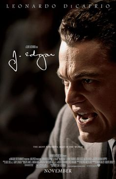 J. EDGAR // usa // Clint Eastwood 2011