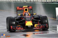 Daniil Kvyat, Red Bull, Formule 1 Grand Prix van Australië 2016, Formule 1