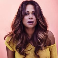 there's something about Tamia... maybe it's the freckles