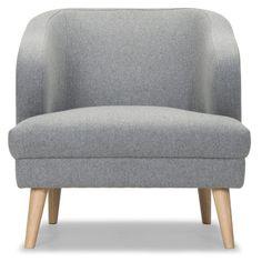 The Maci Armchair - Fabric Armchair - Modern Livign Rooms