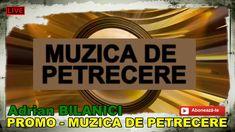 ❌ PROMO ❌ Muzica de Petrecere 2020 ❌ Adrian Bilanici ❌ Rupt-o boii jugu-... The Originals, Youtube, Youtubers, Youtube Movies