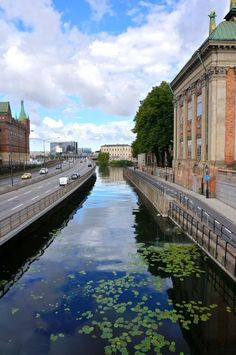 Two Days in Stockholm, Sweden.