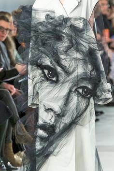 midnight-charm: Maison Margiela Haute Couture... - fight me