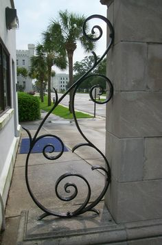Charleston Iron Work