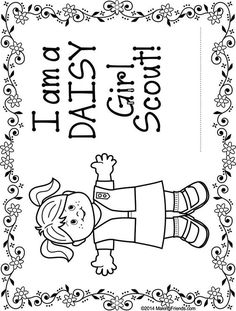 MakingFriends Scout Certificate Free printable Scout Certificate / coloring page is perfect for an Induction ceremony or recruiting event. Girl Scout Daisy Petals, Daisy Girl Scouts, Daisy Daisy, Junior Girl Scout Badges, Girl Scout Juniors, Girl Scout Daisy Activities, Girl Scout Crafts, Girl Scout Leader, Girl Scout Troop
