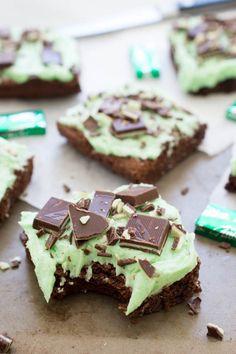 Chocolate Mint Andes Brownies - GoodHousekeeping.com
