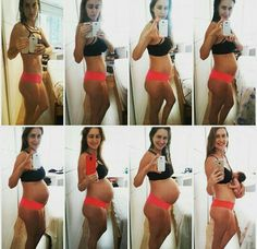 Signs of Pregnancy Tips For Having A Successful Pregnancy. Pregnancy is a time that is rife with possibilities for fun and excitement. Women often fantasize about the pleasure of pregnancy and parenthood. Pregnancy Tracker, Pregnancy Signs, Pregnancy Months, Pregnancy Workout, Pregnancy Bump, Pregnancy Clothes, Pregnancy Outfits, Skinny Pregnant, 12 Weeks Pregnant