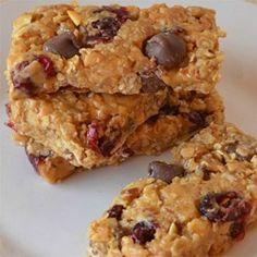 No Bake Granola Bars - Allrecipes.com