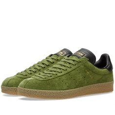 buy popular 36f29 2f8e7 Adidas Topanga Clean (Craft Green  Core Black)